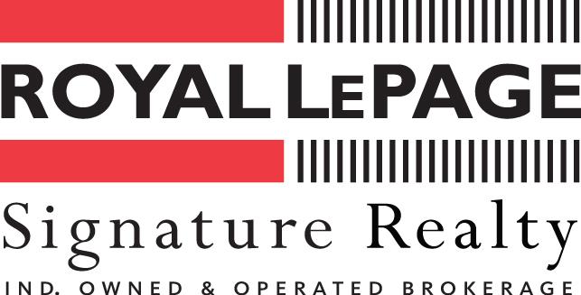 Resultado de imagen para royallepage signature realty logo